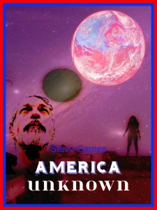 America Unknown Paperback Cover