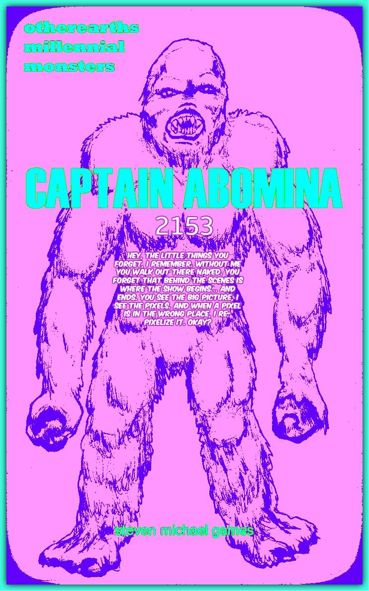 Captain Abomina