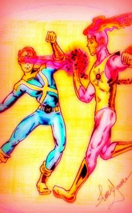 CyclopsvFirestorm 2