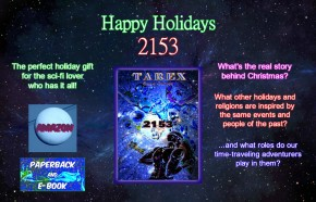 TAREX perfect scifi holiday gift