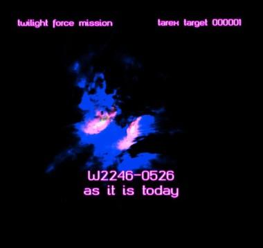 W2246-0526-most-luminous-galaxy now
