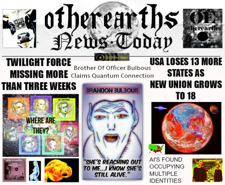 OTHEREARTHS NEWS Jan 23 2776