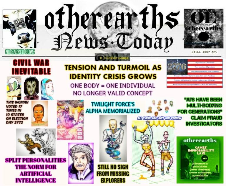 OTHEREARTHS NEWS JAN 31