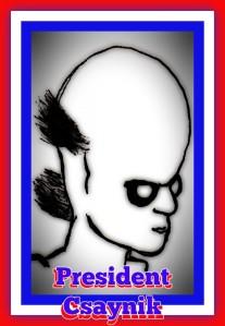 president csaynik