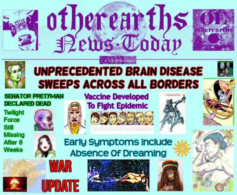 OTHEREARTHS NEWS Feb 28