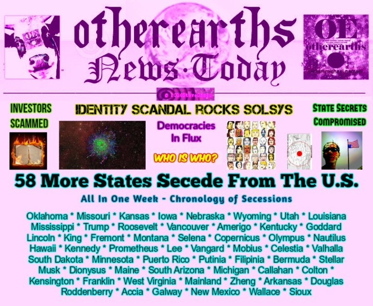 OTHEREARTHS NEWS Feb 6