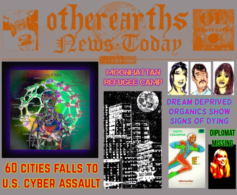 OTHEREARTHS NEWS Mar 21 2776