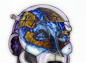 NOPOIN Brain Metal 6