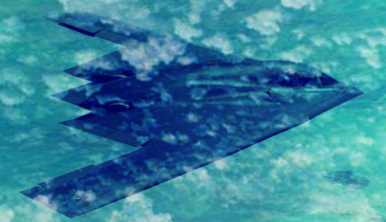 Flamear & Cresp B-2 Spirit