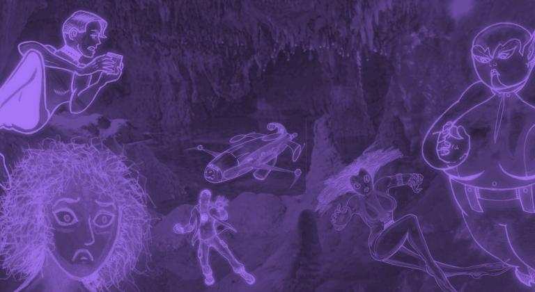 267 In Moon Cavern