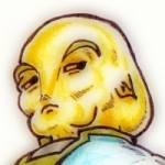 icon alpha humanoid