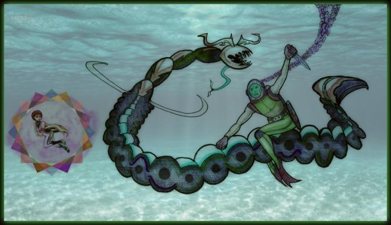 302 Nopoins Undersea Defender