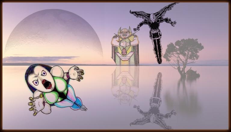 327 Ichnida Stonemaster & Manplanet